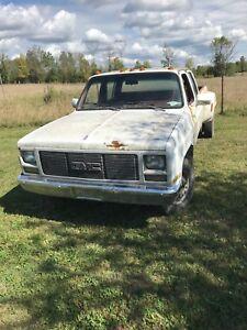 1987 gmc 6.2 Diesel