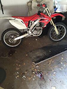 2009 HONDA CRF 250