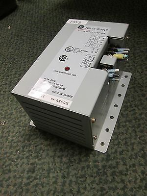 Ge Power Supply Plps4g01 Input 115-240vac 125-250vdc Output 24vdc 0-1.5a Used