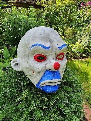 Joker Bozo Maske The Dark - Dark Knight Joker Masken