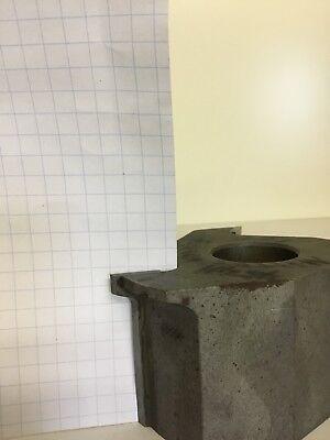 Vintage Roundover Profile Shaper Cutter. 1 14 Bore. Moulding. Base. Lineberry