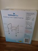 Raised toilet seat Kingaroy South Burnett Area Preview