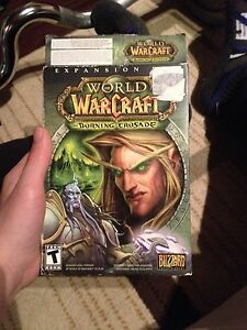 World of Warcraft expansion set 2006
