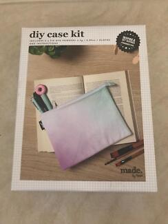 DIY pencil case kit