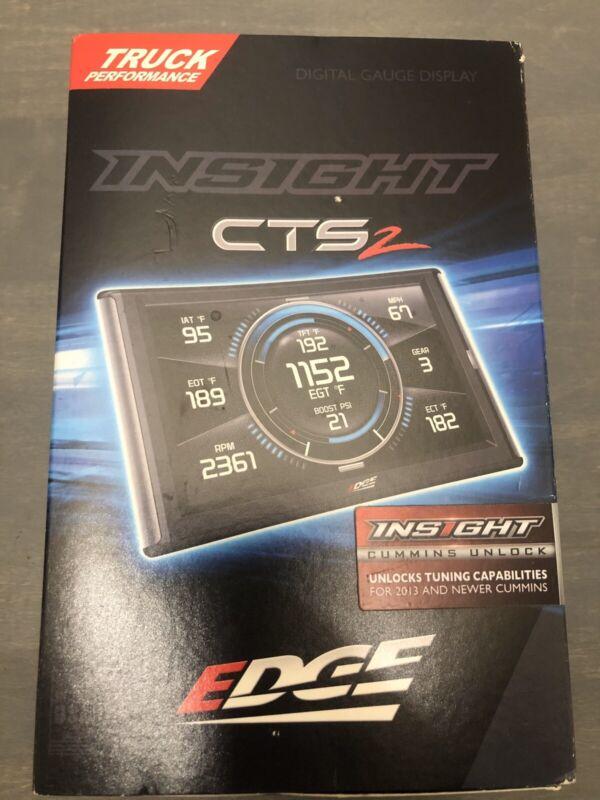 Edge Insight CTS2 With Cummins Unlock