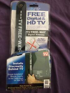 Free digital & HD TV