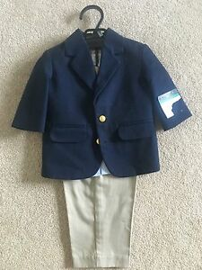 Dockers 6-9 Month Boys Suit