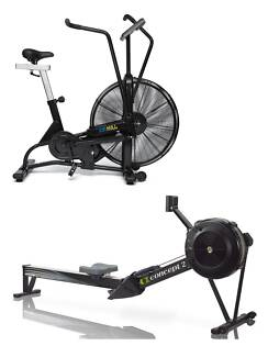 Mega package deal airmill air bike and concept 2 rower package mega package deal airmill air bike and concept 2 rower package gym fitness gumtree australia stirling area osborne park 1170163869 fandeluxe Gallery