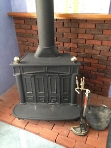 Olympic Franklin Wood Stove