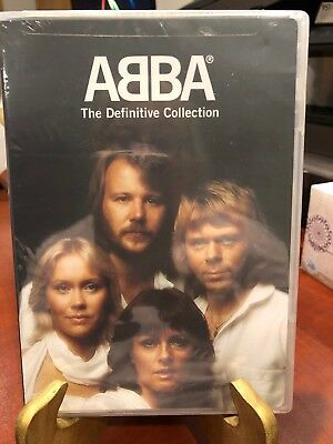 Abba: The Definitive Collection (DVD, 2002) New for sale  Pittsburg