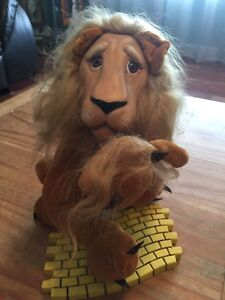 """The Cowardly Lion"" from The Wizard of Oz collection"