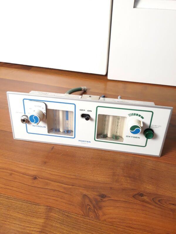 Porter MXR-1 Cabinet Mounted Flowmeter