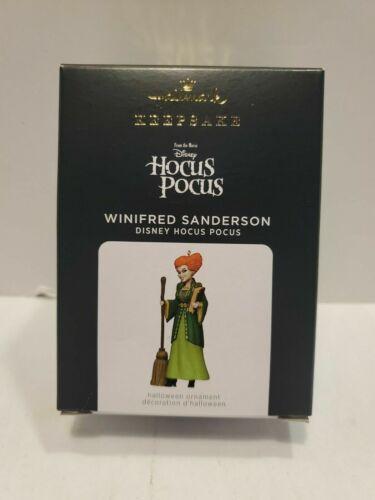 2021 Hallmark Keepsake Ornament Winifred Sanderson Hocus Pocus