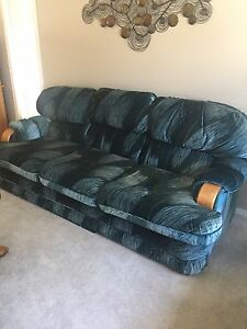 Couch - great condition. FREE LOVE SEAT