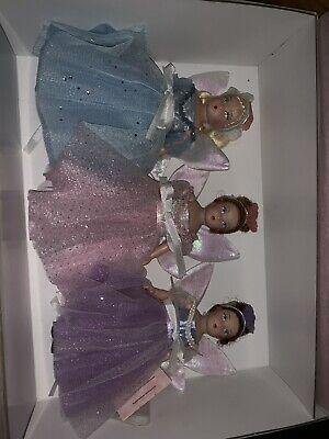 Madame Alexander Sleeping Beauty Collection Fairy Dolls Set of 3