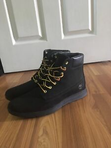 Timberland Killington Boot In Black Suede