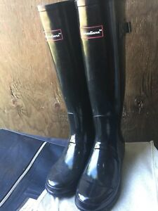 Canadiana women's rubber boots  6""