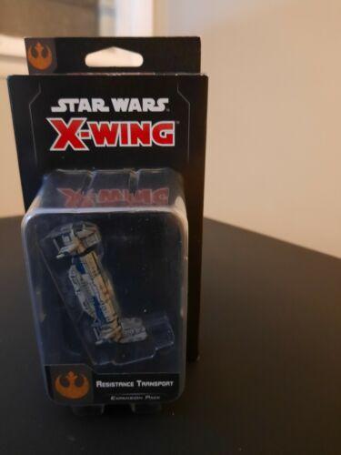 X-wing 2.0 Resistance Transport (NIB)