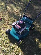 Garden line mower Briggs & Stratton motor Blaxland Blue Mountains Preview