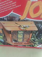 CLEARANCE SALE MARCHIORO PLASTIC BIRD FEEDER Maddington Gosnells Area Preview