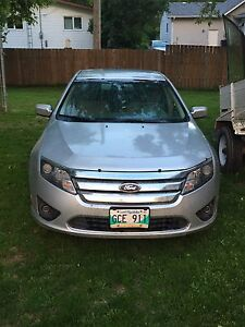 2011 Ford Fusion saftied
