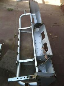 Roo bar - galvanised - 1690mm attachment distance Padbury Joondalup Area Preview