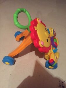 Fisher price Lion walker with music
