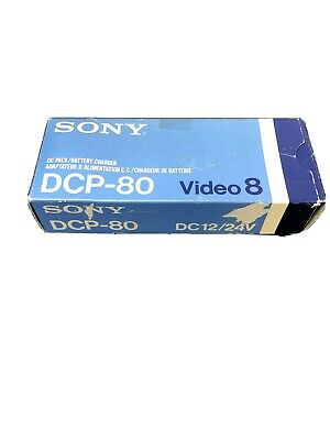 Sony DCP-80 DC Pack Battery Charger