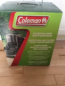 Coleman Drip Coffeemaker *price reduced!*