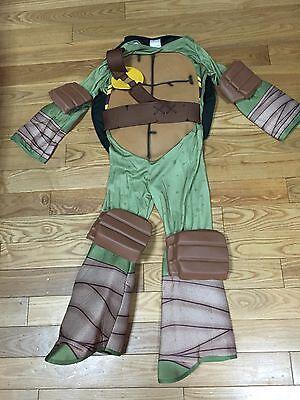 Ninja Turtles Leonardo Costume Size M Halloween Child Boys (8years Old) - Halloween Costumes 8 Year Olds