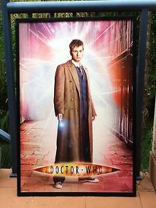 3 Dr Who framed posters Mosman Mosman Area Preview