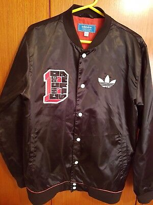 Chicago bulls Jacket l / xl adidas sample  # D4