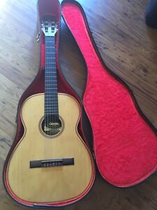 Vintage Classical guitar to trade
