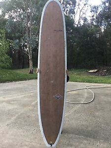 Classic Malibu Surfboard Tyabb Mornington Peninsula Preview