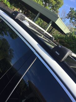 Thule Aerowing bars to suit BMW X5