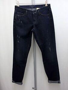 169€ NEU CAMBIO JEANS Gr.34 Vintage Edition Stretch Hose Pants Schwarz 1366
