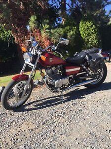 Honda Rebel 250cc