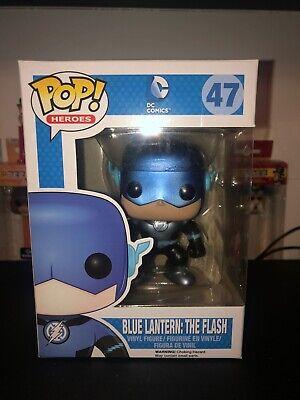 Cheap Metal Lanterns (Blue Lantern Flash Funko Pop Metallic)