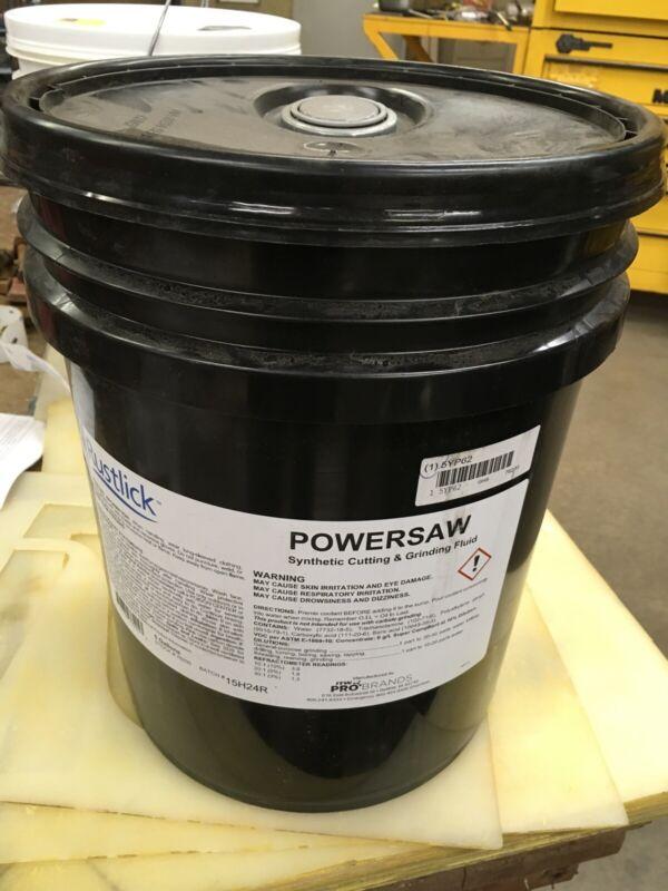 Rustlick 76205 Powersaw Synthetic Cutting & Grinding Fluid