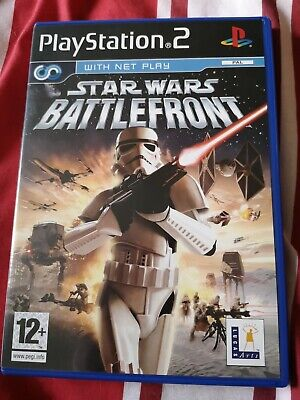 Playstation 2 star wars battlefront