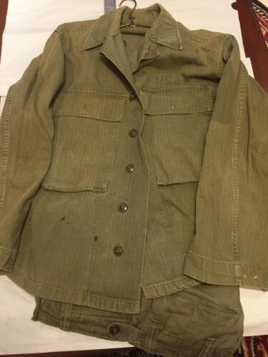 USAF  Cotton Utility Field Shirt & Pants Men