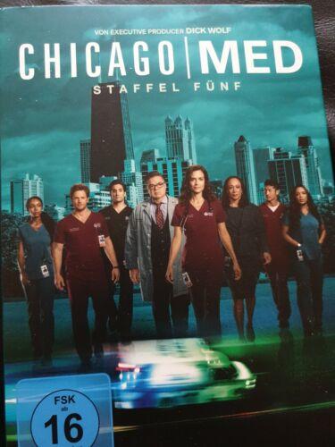 Chicago Med Staffel 5