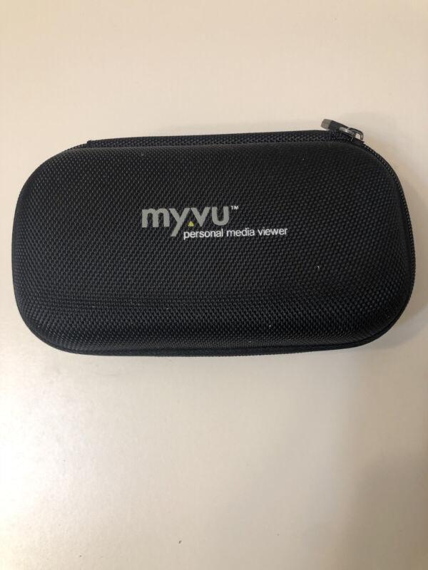 myvu crystal Personal Media Viewer, No Pendant.