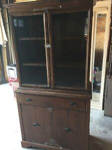 European Hutch and Buffet
