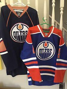 Edmonton Oilers Jerseys