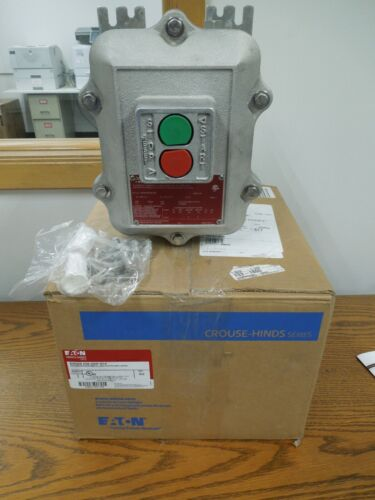 Eaton Crouse-Hinds EMN25D30GSKM15 M-0 Manual Motor Starter for Haz Locations