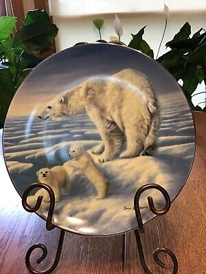 """""""Kings Of The Hill  """" Dominion China Ltd Bradford Exchange Plate"""