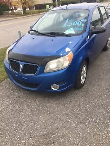 2009 2009 Pontiac Wave  Buy or Sell New Used and Salvaged Cars