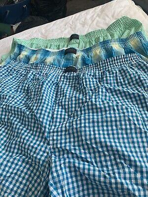 Various Mens Jockey Boxer Shorts Size XL