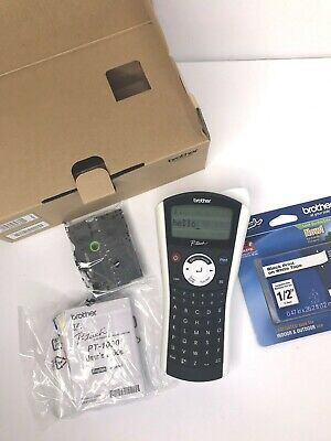 Brother P-touch Pt-1090bk Label Thermal Printer- New Open Box